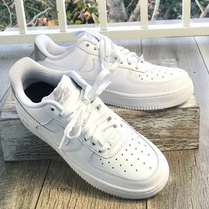NWT NikeID Air Force 1 White Grey W AUTHENTIC